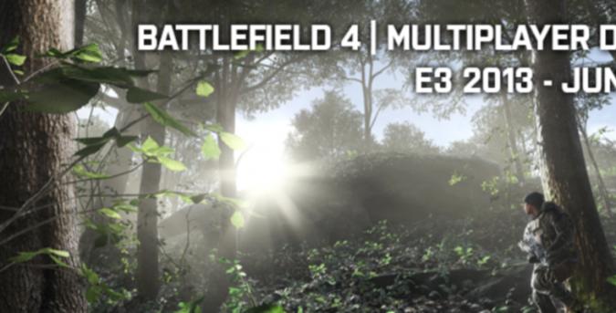 Battlefield 4 Multiplayer demo op 10 juni!!