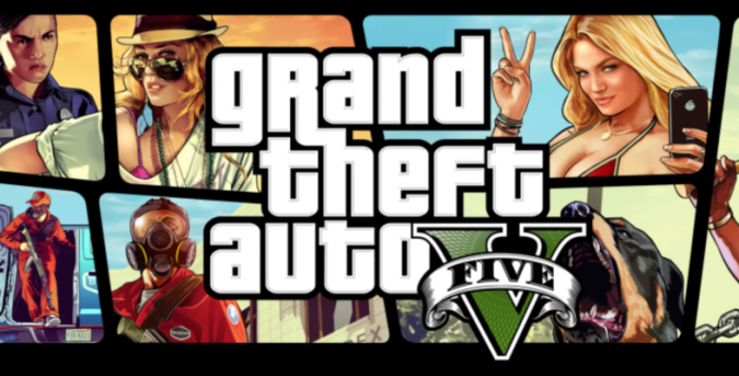 Grand Theft Auto V on it's way!