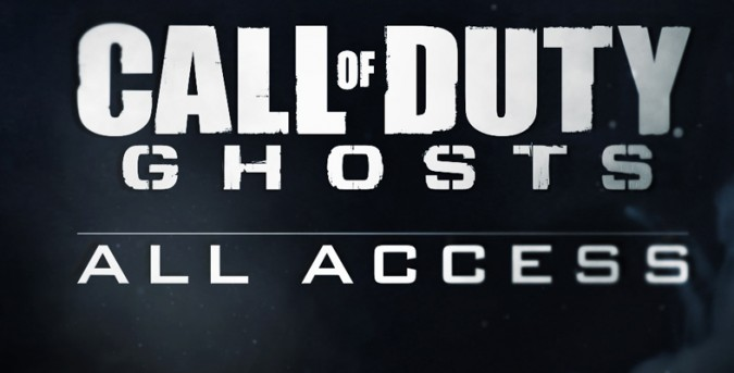 Call of Duty: Ghosts – Het All Access evenement