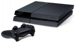 Playstation 4 (console met controller, zwart)