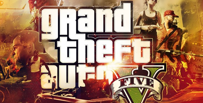 Eerste gameplay beelden Grand Theft Auto V vertoond