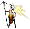 Overwatch - Hero Mercy