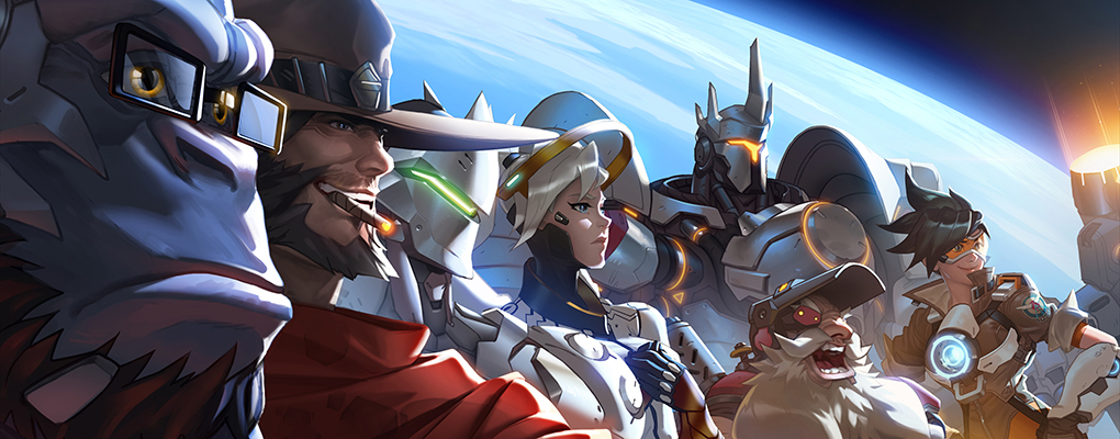 Don't worry loves, cavalry is here! – De beta van Overwatch