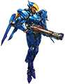 Overwatch - Hero Pharah