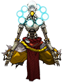 Overwatch - Hero Zenyatta
